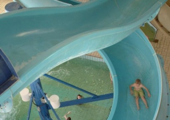 Banff Indoor Waterpark