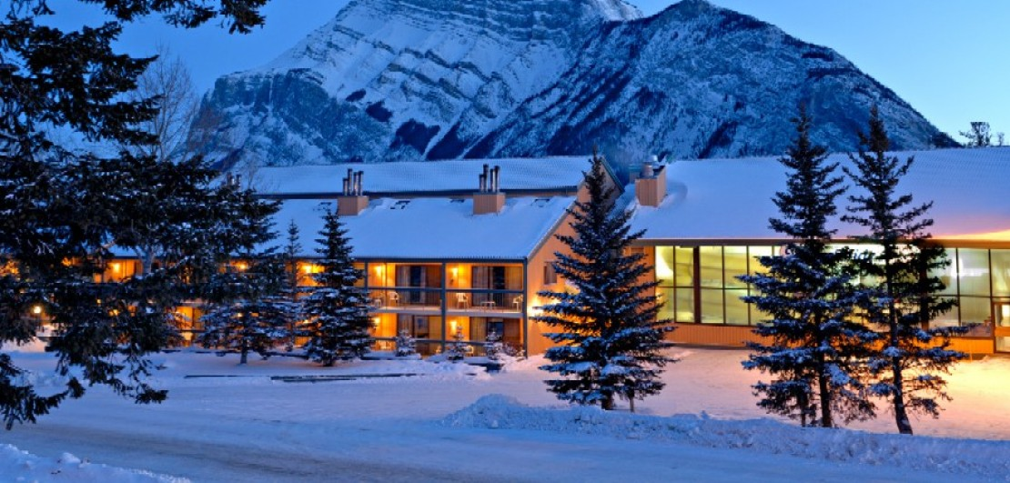 Banff's Finest Family Accommodation! - Douglas Fir Resort