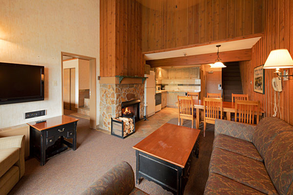 Mount Rundle Suite - Sleeps 8